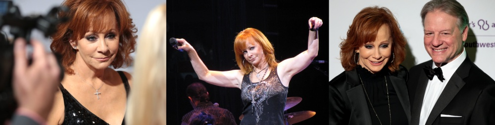 Reba McEntire you're gonna be