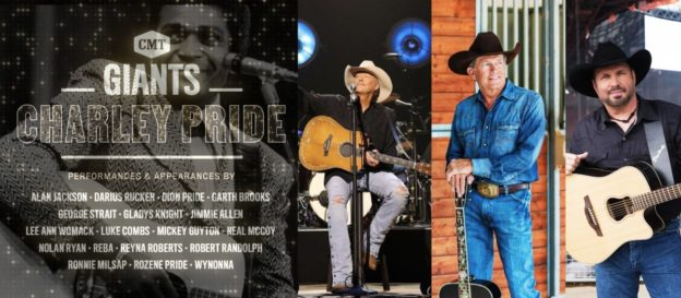 CMT Charley Pride, premiering Wednesday, August 25th at 9pm ET/8pm CT