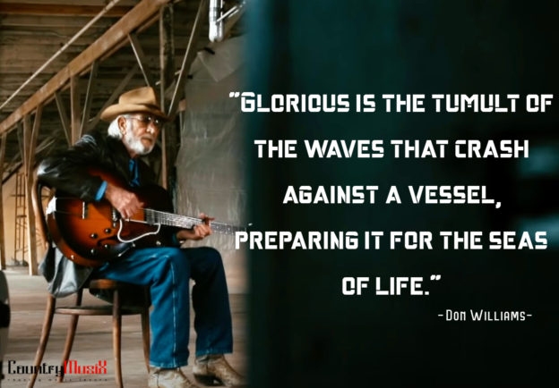 """Don Williams, """"The Gentle Giant"""""""