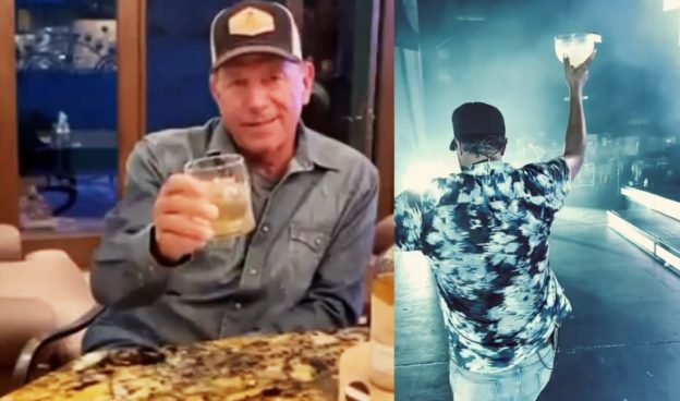 How country singers celebrate National Tequila Day