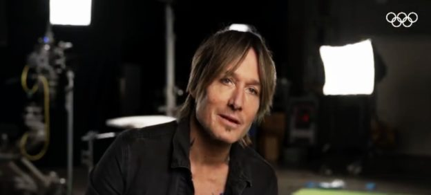 Keith Urban Performs At Olympic Opening Ceremony