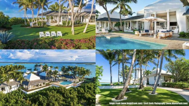 Country stars Tim McGraw and Faith Hill's Private Island for sale